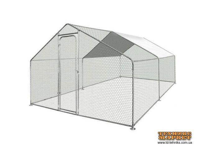 Вольєр для домашніх тварин 3*4*2 м (ZI-CR342)