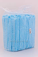 Medicom Medicom Шапки-шарлотки голубые, 100 шт.