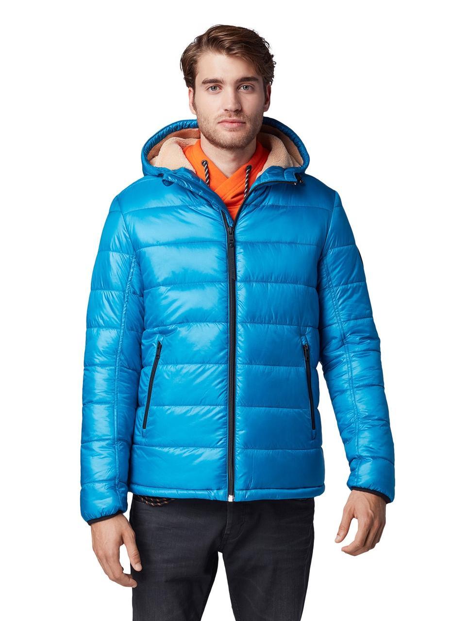 Куртка Tom Tailor 1013339 M Голубой