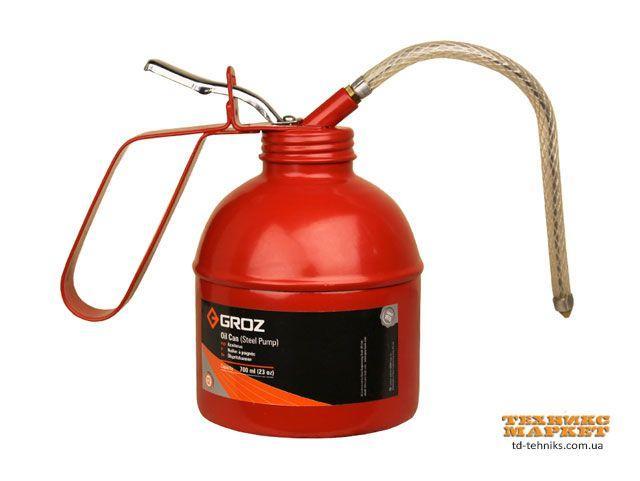 Маслёнка рычажная Groz MP24F (41424)