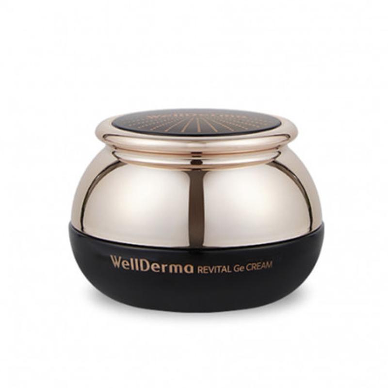 Антивозрастной спа-крем с германием WellDerma Revital Ge Cream, 50 мл