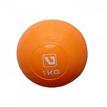 Медбол м'який набивний LiveUp SOFT WEIGHT BALL (LS3003-1)