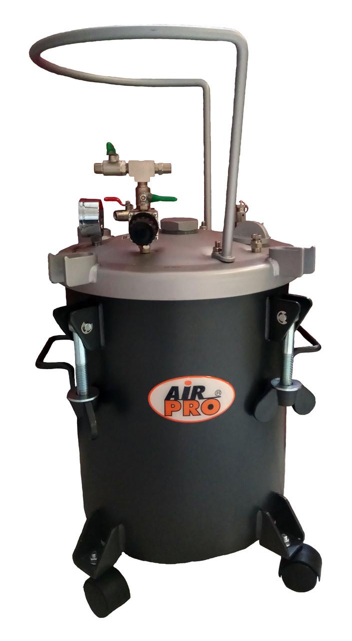 Бак нагнетательный пневматический Air Pro AT-20E-3S