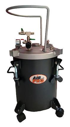 Бак нагнетательный пневматический Air Pro AT-20E-3S, фото 2