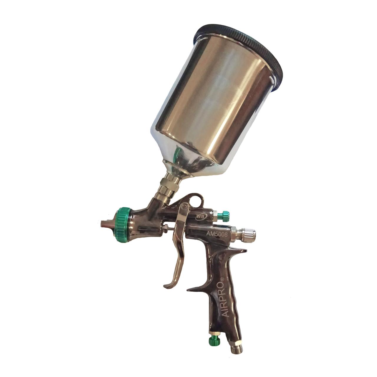 Краскопульт пневматический Air Pro AM5008 HVLP WB PLUS-AL (1,8 мм)