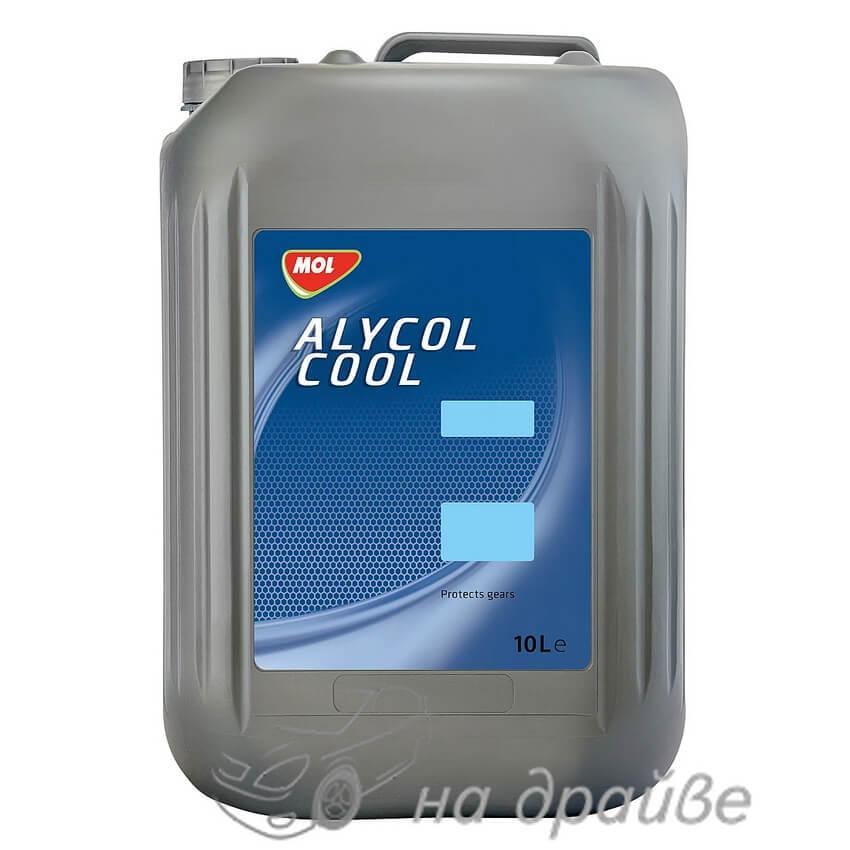 Антифриз концентрат Alycol Cool Concentrate розовый 10 л MOL