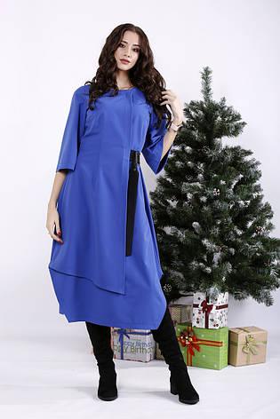 Оригинальное платье для полных девушек, фото 2