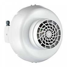 Вентилятор Канальный Bahcivan BPX-150, турбина, корпус пластик