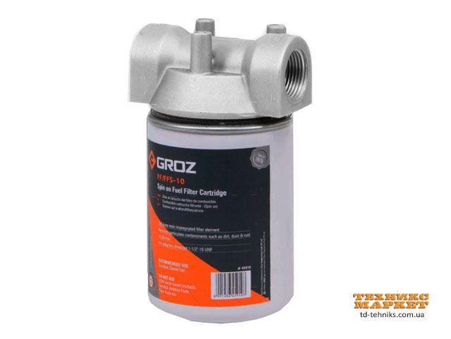Топливный фильтр Groz FFS-10WB/BSP (45902)