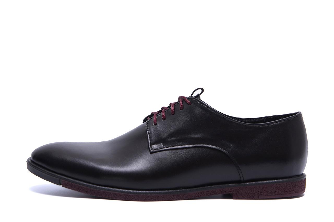 Мужские  кожаные туфли  VanKristi