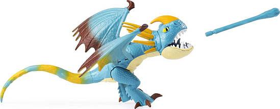 Dragons DreamWorks Астрид и Громгильда (Stormfly and Astrid) из мультфильма Как приручить дракона Spin Master, фото 2