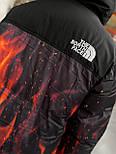 Пуховик - Мужской Пуховик The North Face 700 - Fire, фото 3