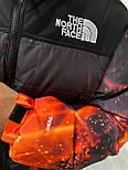 Пуховик - Мужской Пуховик The North Face 700 - Fire, фото 5