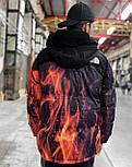Пуховик - Мужской Пуховик The North Face 700 - Fire, фото 8
