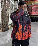 Пуховик - Мужской Пуховик The North Face 700 - Fire, фото 7