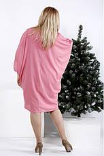 Красивое платье для полных женщин фрезия, фото 3