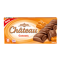 Шоколад молочный с карамелью Chateau Caramel Германия 200г