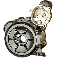 LX250GY-3 SX2 Крышка генератора (левая) двигателя RE250 166FMM Loncin - 110400151-0001