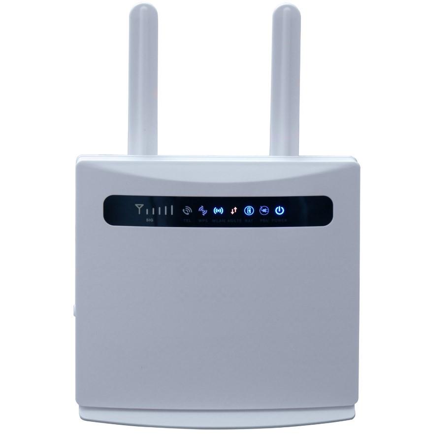 4G LTE WI-FI роутер ZLT P21 + аккумулятор
