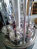 Шашлычница электрическая со стеклянной колбой Чудесница-6  (6 шампуров), фото 2