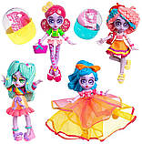 Набор капсула чик с куклой Capsule Chix Sweet Circuits, Оригинал из США, фото 2