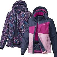 Детская термо-мембранная куртка crivit 122-164 для девочки, фото 1