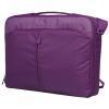 """Сумка для ноутбука 15.6"""" Continent CC-02 Purple стенки из пенообразного материала для защиты ноутбука, на лицевой части -(формата А4) карман-органайзе"""