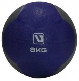 Медбол LiveUp Medicine Ball 8 кг Violet (LS3006F-8)