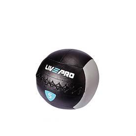 Мяч для кроcсфита LivePro Wall Ball (LP8100-5)