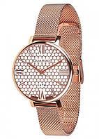 Жіночі наручні годинники Guardo B01107(m) Наrgw Золотистий