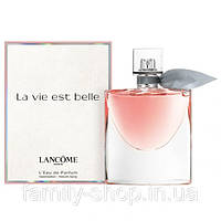 Парфюмированная вода Lancome La vie est belle 75 ml.