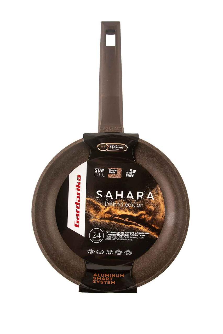 Сковорода алюминиевая с антипригарным покрытием Гардарика SAHARA d=240 (0424-10У)