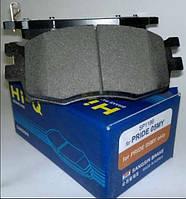 Колодки тормозные передние на HYUNDAI ACCENT (пр-во Sangsin SP1186)