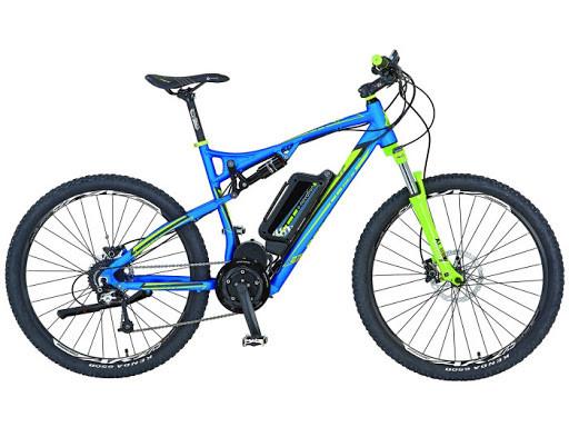 """Гірський електровелосипед Rex Bergsteiger 6.9 27,5"""" Німеччина"""