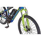 """Гірський електровелосипед Rex Bergsteiger 6.9 27,5"""" Німеччина, фото 2"""