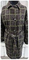 Пальто женское демисезонное Almatti модель Дк-209
