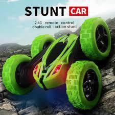 Трюковая машинка перевертыш на радиоуправлении Stunt Car, фото 2