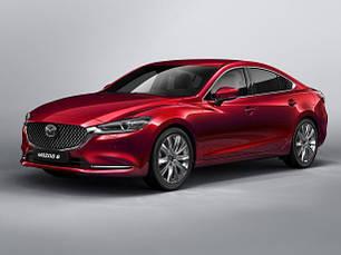 Mazda 6 2017 2018 2019