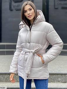 42-46 р. Женский зимний пуховик - куртка