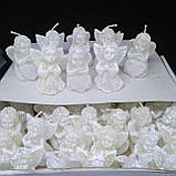Свечи декоративные  Ангелочки маленькие 5,5*4 мм, фото 2