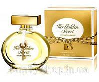 Туалетная вода Antonio Banderas Her Golden Secret 80 ml. для женщин