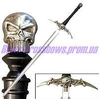 Меч двуручный с черепами Fantasy Sword США