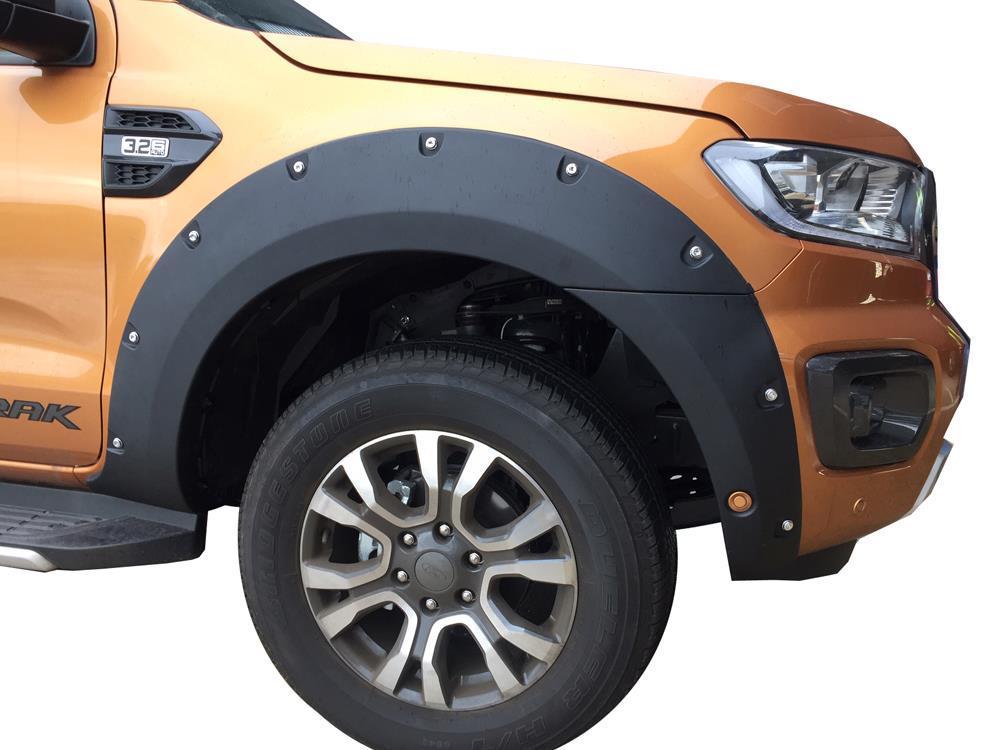 Розширювачі колісних арок Pocket Style Ford Ranger 2019+