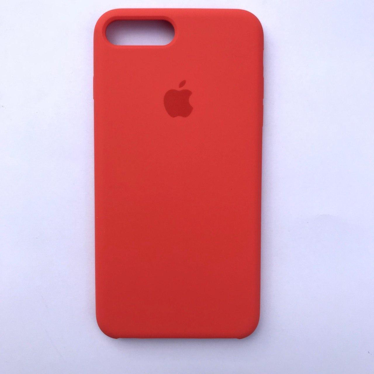 Чехол-накладка Silicone Case для Apple iPhone 7 Plus iPhone 8 Plus Sunset