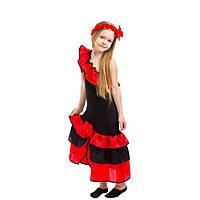 Детский карнавальный костюм Испанки для девочки, фото 1