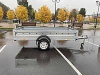 Причіп оцинкований універсал 3000х1500 Без вартості коліс