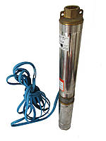 Насос для скважины 75QJD140-1,1 ( 1100 Вт ) Euroaqua + пульт погружной насос центробежный