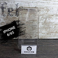 Противоударный силиконовый чехол для iPhone 6/6S WDX Прозрачный, фото 1