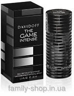 Туалетная вода Davidoff The Game Intense 100 ml.
