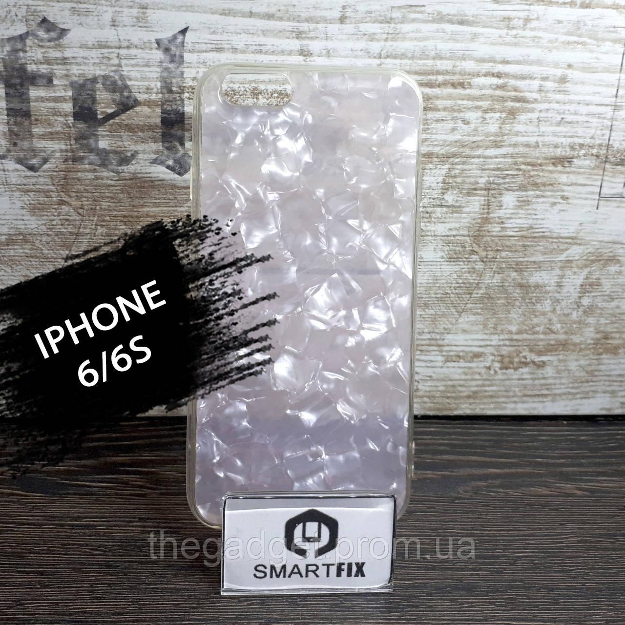 Силиконовый чехол для iPhone 6/6S Розовый